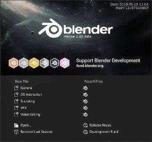 Blender 2.8 Beta