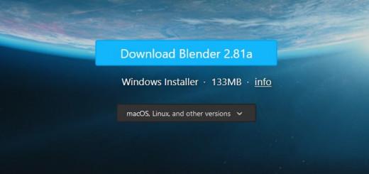 Blender Download