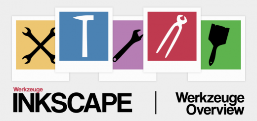 Inkscape Tools Overview