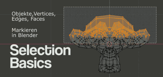 Blender Selection Methods