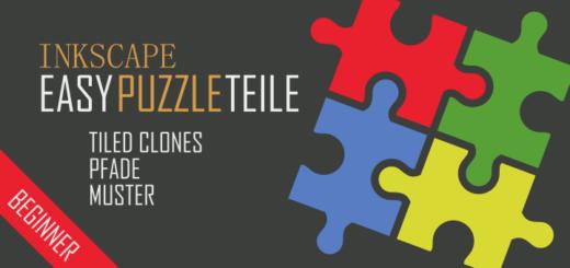 Inkscape Puzzle