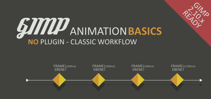 Animated GIF in Gimp