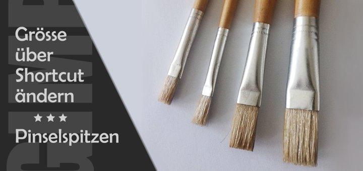 Gimp Brush Size