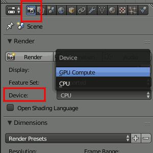CPU- oder GPU-Rendering