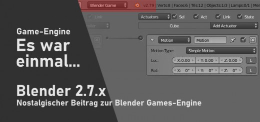 Blender Game Engine