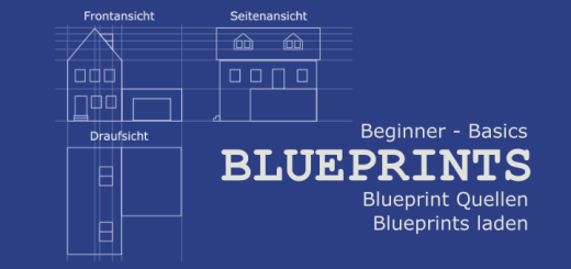 Blender Blueprints