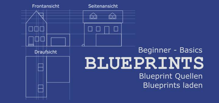 Blender Blueprints