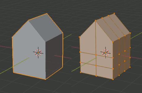 Object- und Edit-Mode