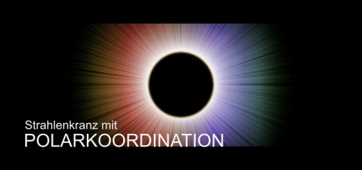 Gimp Polarkoordination