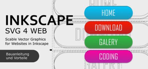 Inkscape SVG Graphics for Web