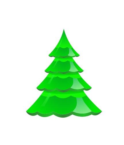 Endprodukt Weihnachtsbaum Tanne