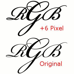Original und Erweitert