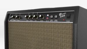 Blender Guitar Amp