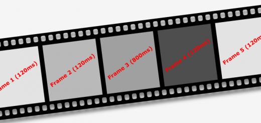 Gimp Animation Delay Loop Tutorial