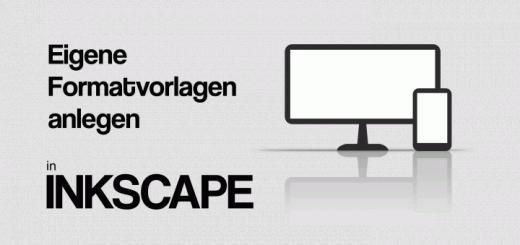 Inkscape Formatvorlagen