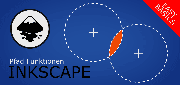Inkscape Pfad Funktion