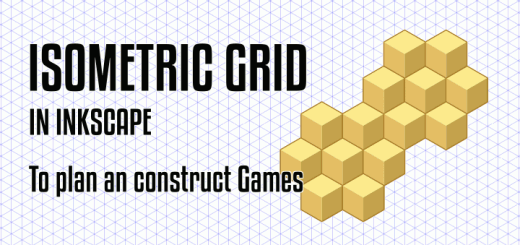 Inkscape isometric grid
