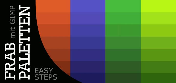 Gimp Color Palettes