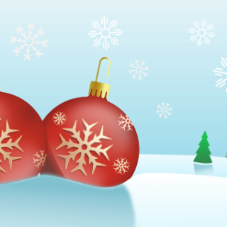 inkscape christmas bauble tutorial