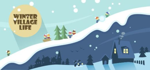 Inkscape Christmas Flat Design
