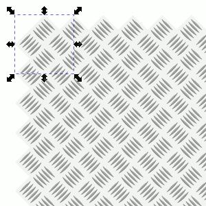 Inkscape Klonen anwenden
