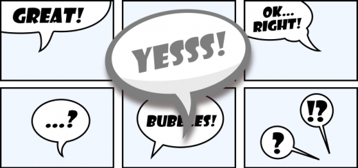 Inkscape SpeechBubble Part 1