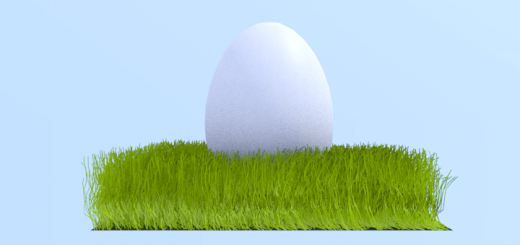 Blender Grass Egg Tutorial