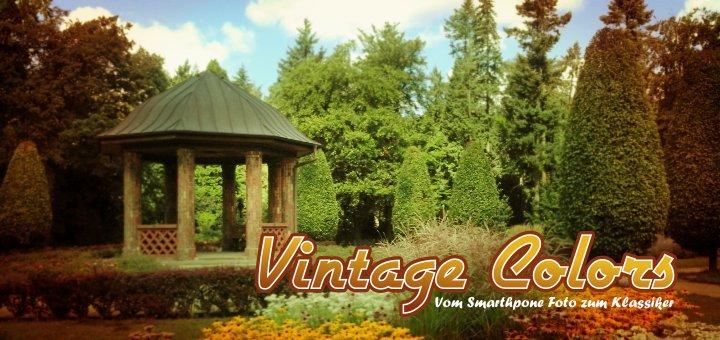 Gimp Vintage Colors