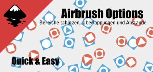 INkscape Airbrush Features