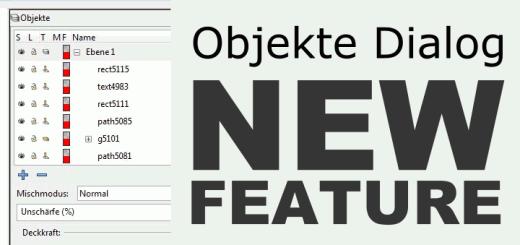 Inkscape Object-Dialog