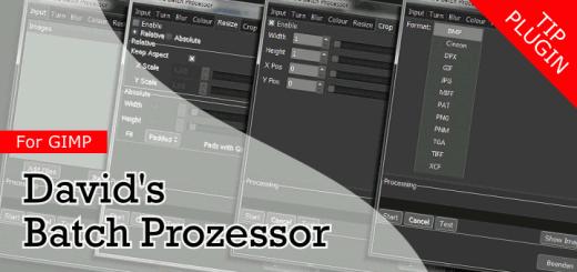 Davids Batch Processor