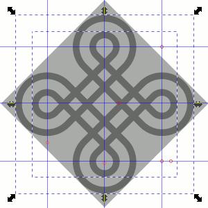 Celtic-Muster ohne Lücken
