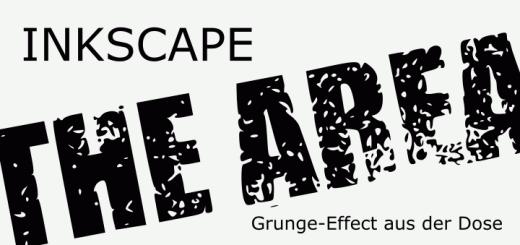 Inkscape Grunge Airbrush