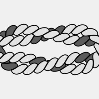 Inkscape Seil Rope