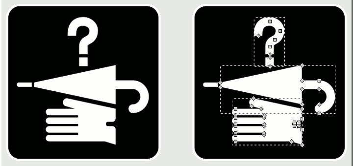 Inkscape Symbole