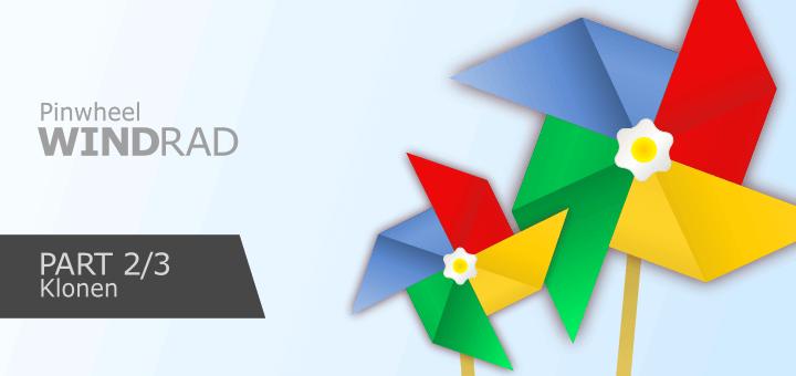 Inkscape Pinwheel