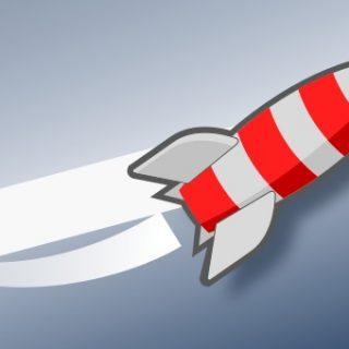 Inkscape Rocket Tutorial