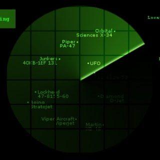 Gimp Radar Monitoring Animation