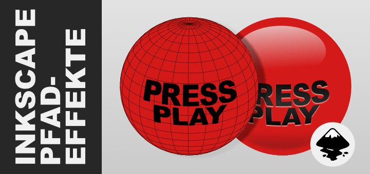 Inkscape Text on Sphere
