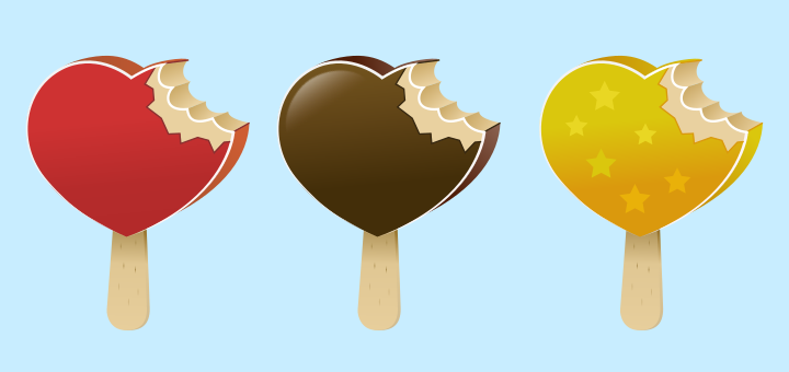 Inkscape Ice Cream