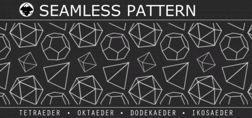 Inkscape seamless Platon Pattern