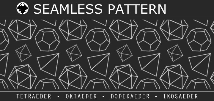 Inkscape seamless Platon Pattern
