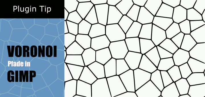 Gimp Voronoi Plugin