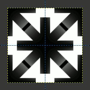 Muster mit Fading (Übergängen)