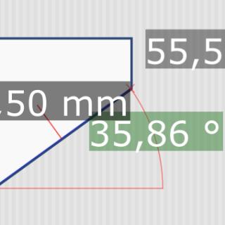 Inkscape Set Angle Tutorial