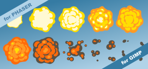 Inkscape Blast for Games - Phaser