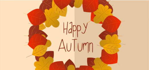 Inkscape Autumn Design I