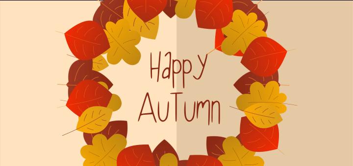 Inkscape Autumn Design I