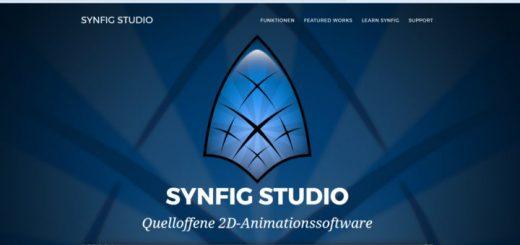 Synfig Studio - Free