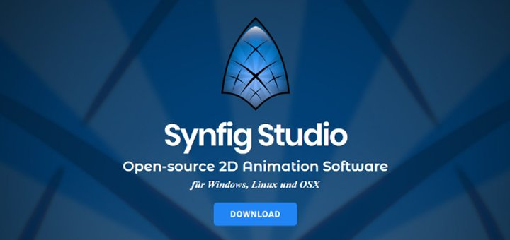 Synfig Studio Open Source 2D Animation
